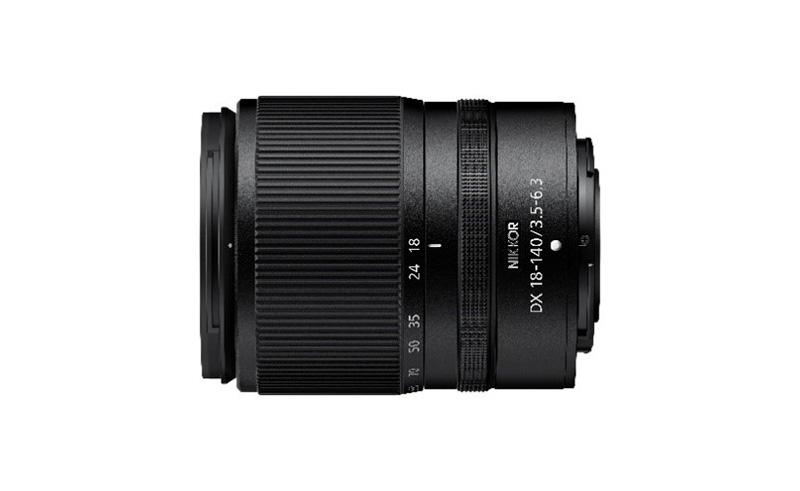 尼康正在开发支持尼康 Z 卡口系统的高倍变焦镜头 尼克尔 Z DX 18-140mm f/3.5-6.3 VR