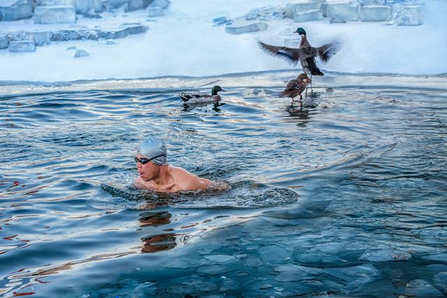 冰雪运动的魅力,就在这些照片里